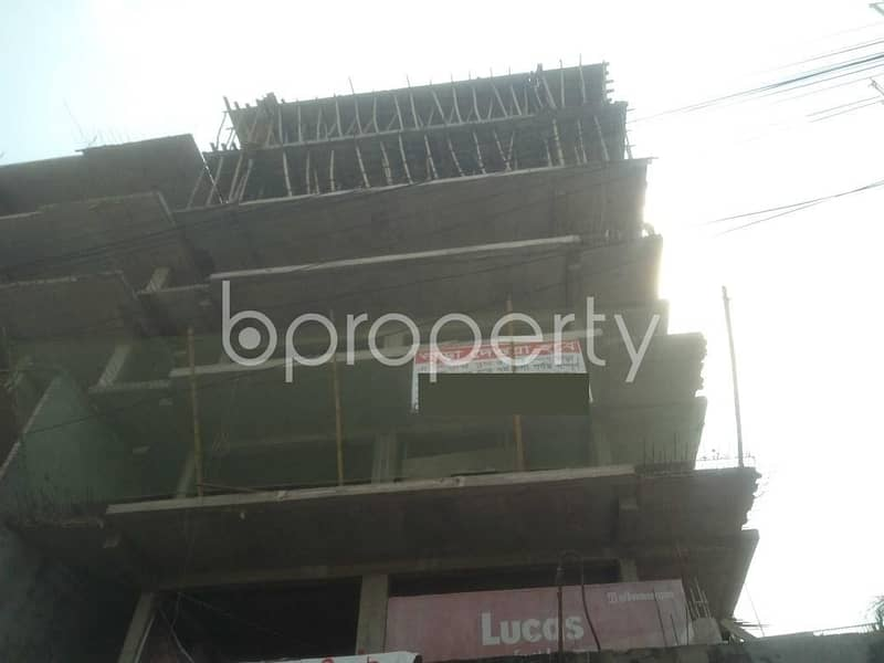In Mirpur 6, 825 Sq Ft Apartment Can Be Found For Sale Near Baitul Mosharraf Senior Madrasa