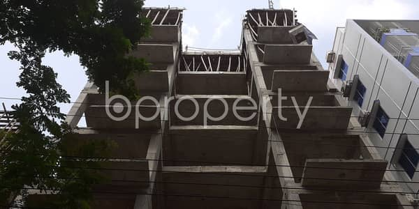 An Apartment Which Is Up For Sale At Bashundhara R-A Near To Basundhara Residential Area Puja Mondop.