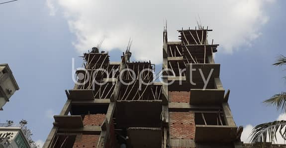 Near Independent University, Bangladesh, A 2100 Sq Ft Flat For Sale In Bashundhara