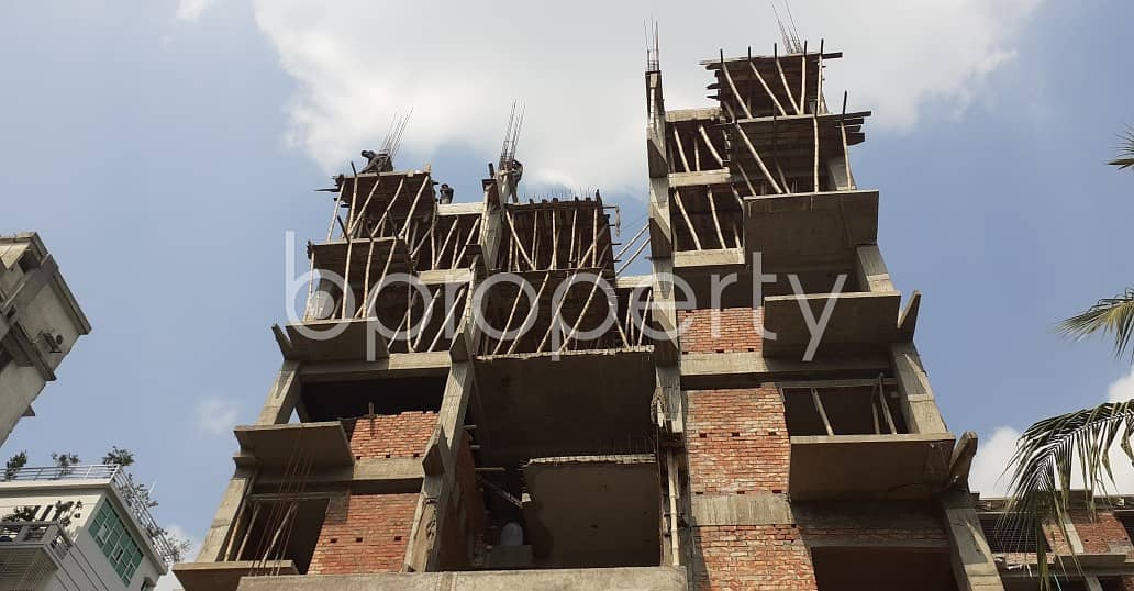 Apartment Of 2100 Sq Ft Is Ready For Sale In Bashundhara Nearby Independent University, Bangladesh