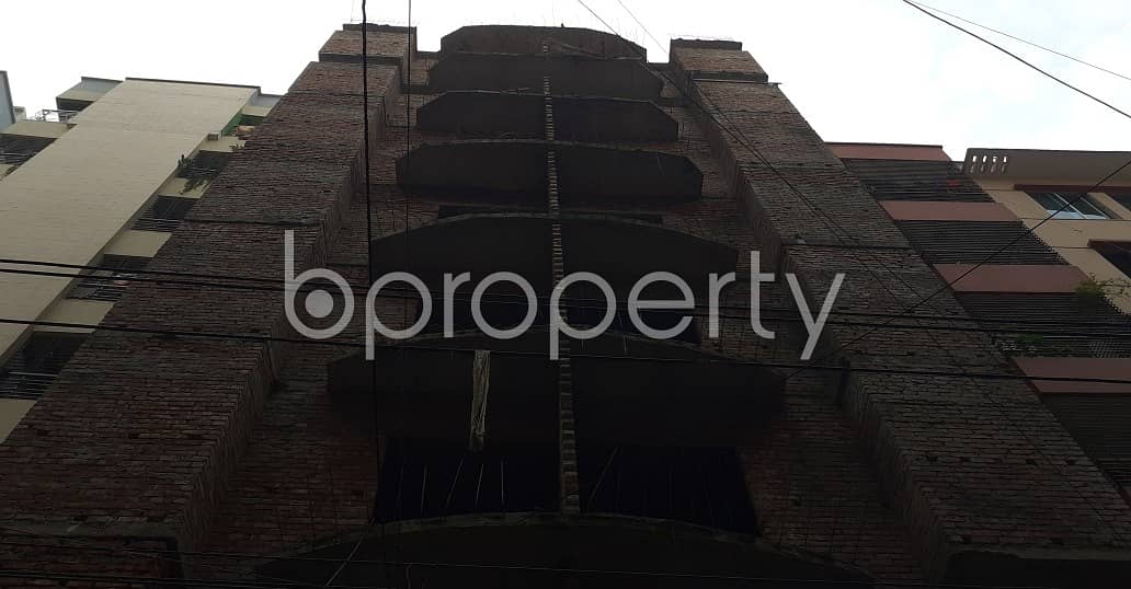 An Apartment Which Is Up For Sale At Mohammadi Housing LTD. Near To Bashbari Primary School