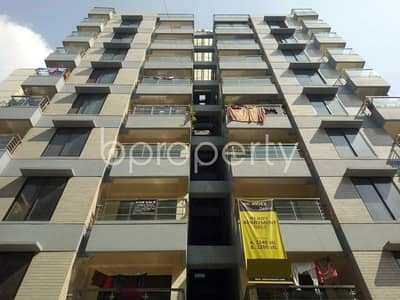Beautiful And Well-constructed Flat Is Ready For Sale At Uttara Nearby Sunbeams School
