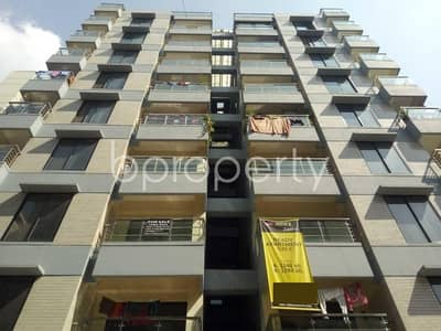 Obtain Your New Residence At This Flat Up For Sale At Uttara Nearby Sunbeams School