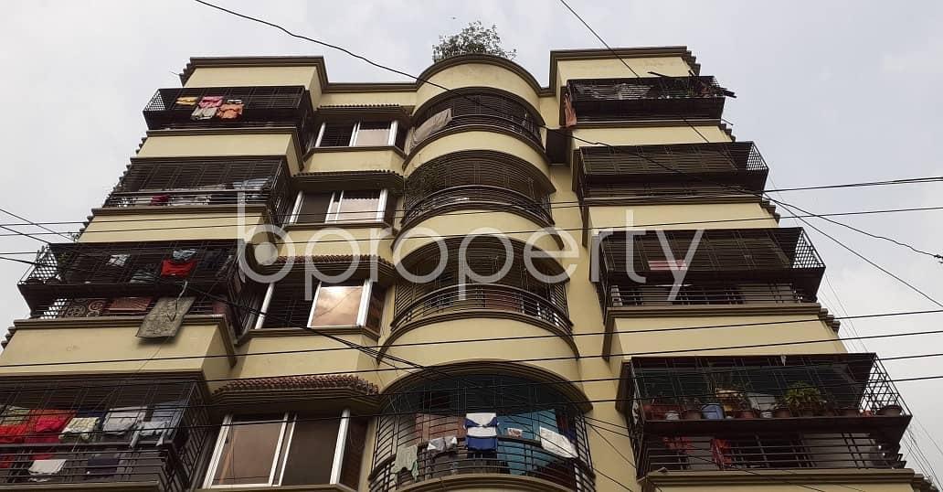 Visit This Apartment For Sale In Uttara Near Uttara Central Masjid.