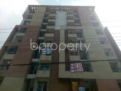 3 Bedroom Flat for Sale in Dakshin Khan, Dhaka - A Nice Residential Flat For Sale Can Be Found In Dakshin Khan Nearby K C Model School & College