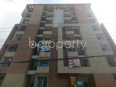3 Bedroom Flat for Sale in Dakshin Khan, Dhaka - Visit This Apartment For Sale In Dakshin Khan Near AB Bank Limited.