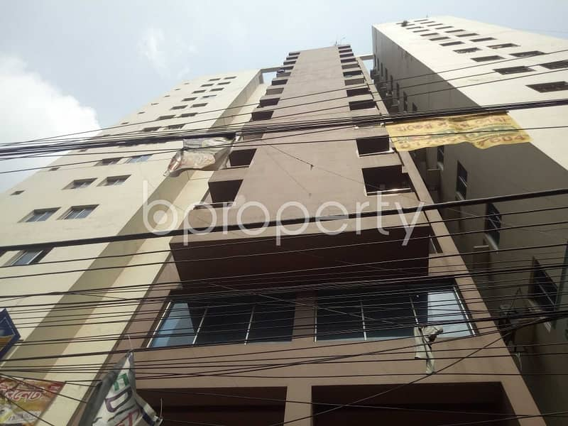 Visit This Flat For Sale In Outer Circular Road Nearby Rushmono Specialized Hospital