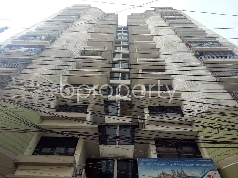 Visit This Apartment For Sale In Uttara Near 10 Number Sector Central Jame Masjid.