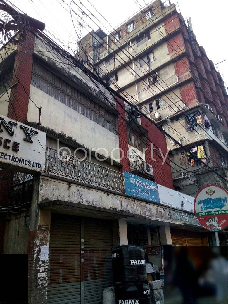 A Shop Is Up For Rent In Mirpur Near Misco Super Market Masjid.