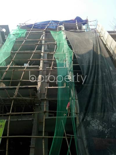 4 Bedroom Flat for Sale in Mirpur, Dhaka - A Beautiful Apartment Is Up For Sale At Mirpur Dohs Near Mirpur Dohs Central Mosque