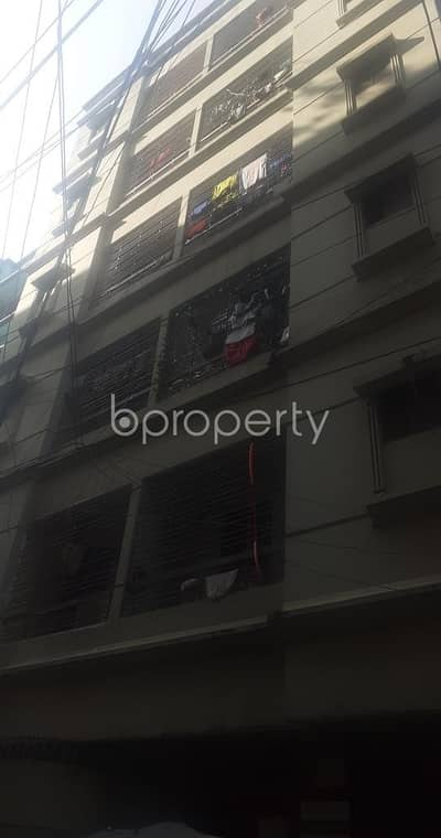 A 800 Sq Ft Flat Can Be Found In Mohammadi Housing Ltd For Sale, Near Mohammadpur Thana