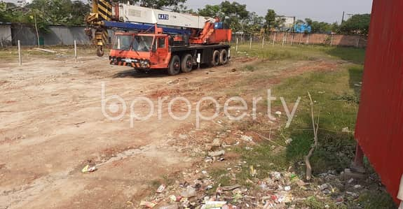 Plot for lease in Savar near DBBL ATM