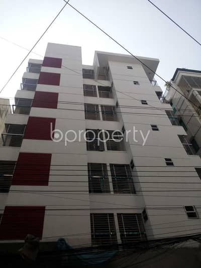 Flat For Sale Covering A Beautiful Area In Uttara Nearby Shanto-mariam University
