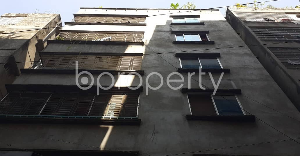 Visit This Apartment For Sale In Mohammadpur Near Mercantile Bank Limited.