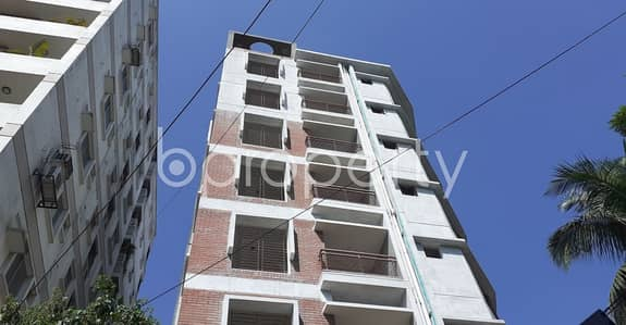 An Apartment Is Ready For Sale At West Dhanmondi , Near Jafrabad Government Primary School
