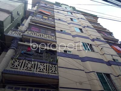 An Apartment Is Ready For Rent At Azimpur , Near Eden Mohila College.
