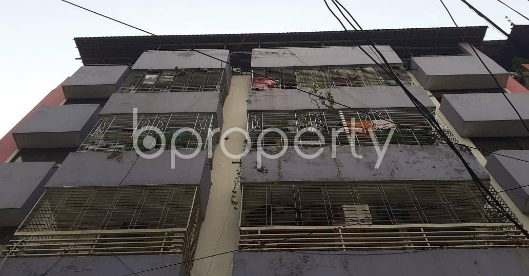 Apartment for Sale in New Market nearby DBBL ATM