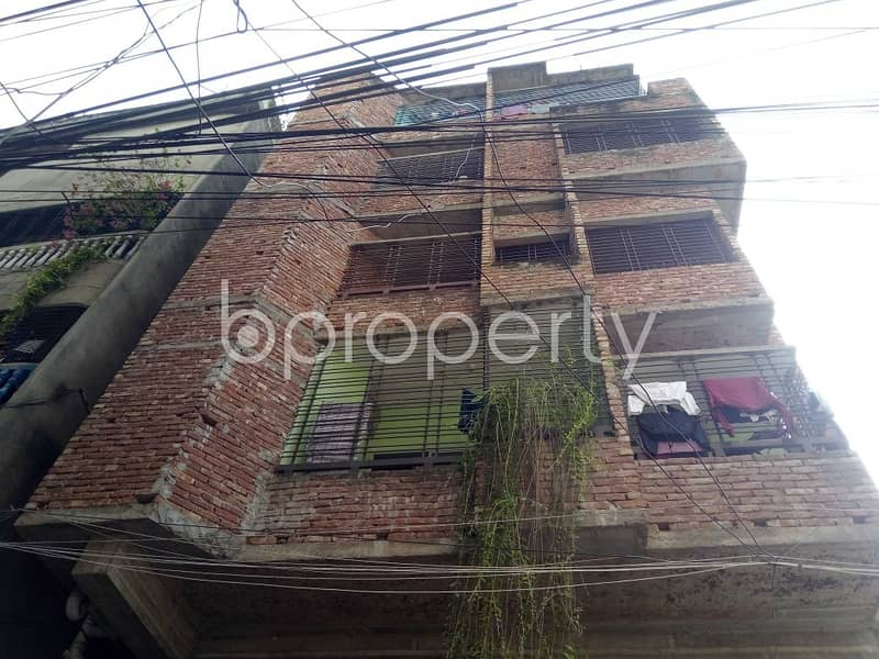 Rent The Flat Placed In Lalbagh