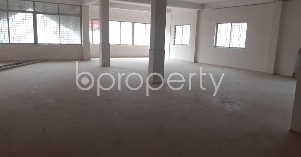 Use This 3500 Sq Ft Rental Property as Your Office, Located At Jatra Bari nearby Jatra Bari Thana