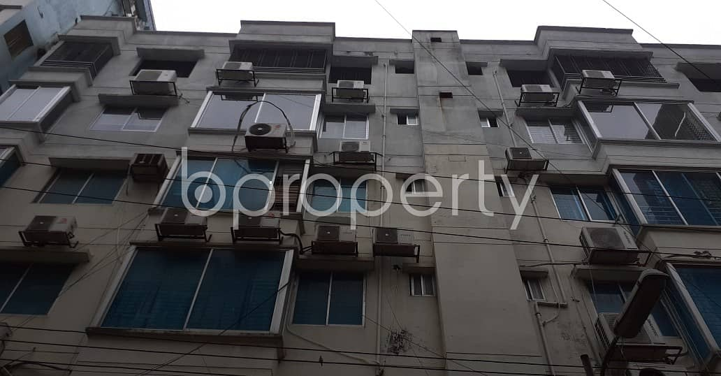 See This Office Space For Rent Located In Gulshan 1 Near To Agrani Bank Limited.