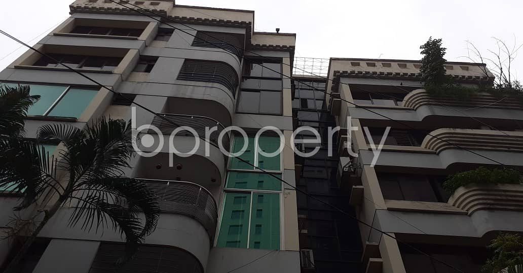 A Nicely Planned Flat Is Up For Sale In Gulshan 1, Nearby Union Bank