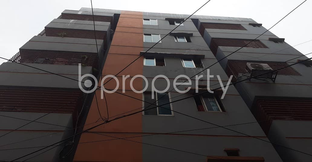 Residential Apartment Is On Sale In Mohammadpur Nearby Bashbari Primary School