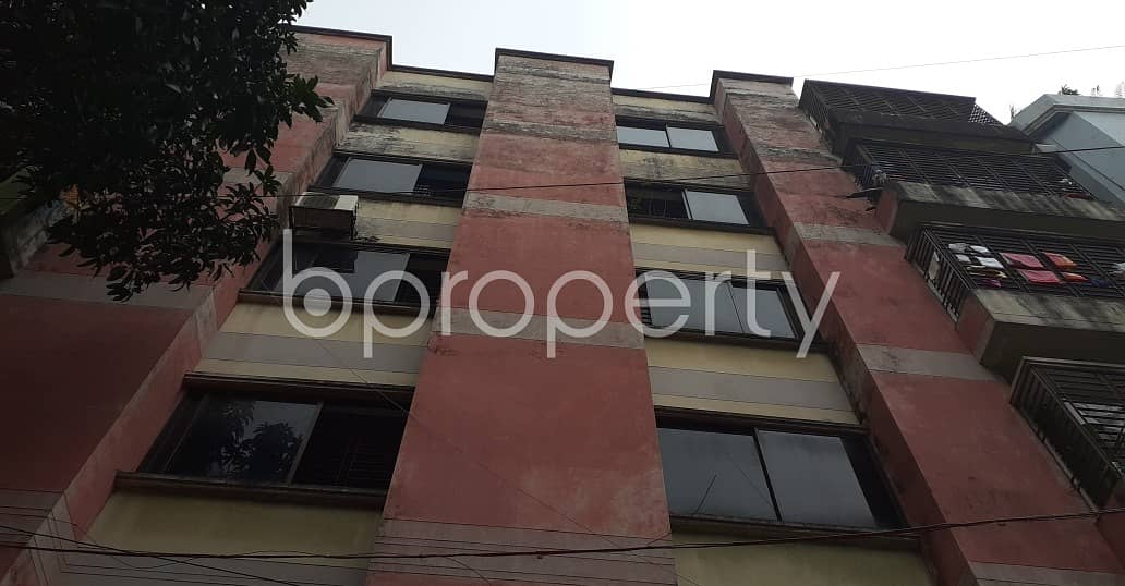 Visit This Flat For Sale In Adabor Nearby Sweet Bird School