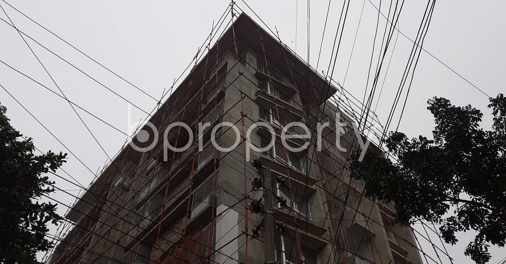 Beautiful And Well-constructed Flat Is Ready For Sale At Uttara Nearby Milestone School & College