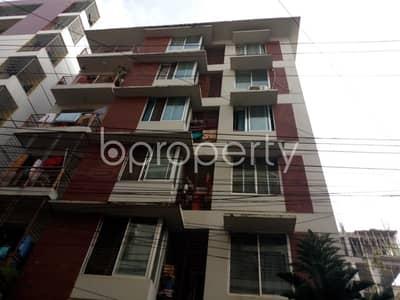 Visit This Apartment For Sale In Halishahar Housing Estate Near Hazrat Abu Bakar Siddique (R) Jame Masjid.