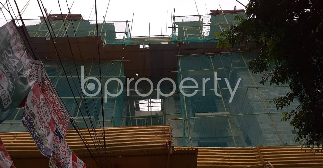 Apartment For Sale In Lake Circus Road Nearby Masjid-e-baqquatil Mubaraquah
