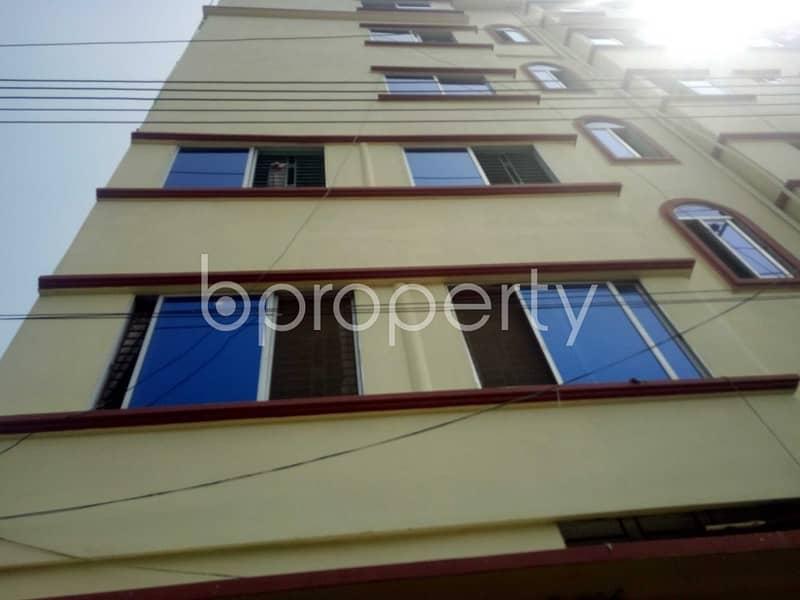 An Apartment Is Ready For Rent At Khejur Tola, Near Hajrat Abdul Kader Jilani Jame Mosjid