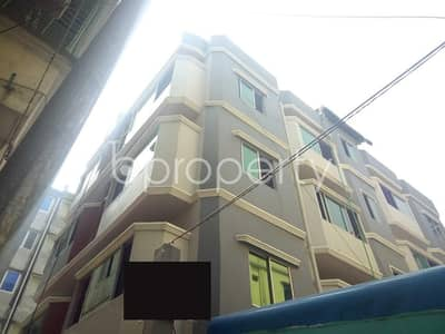 An Apartment Is Ready For Rent At Hossain Ahmed Para , Near Mutual Trust Bank Limited.