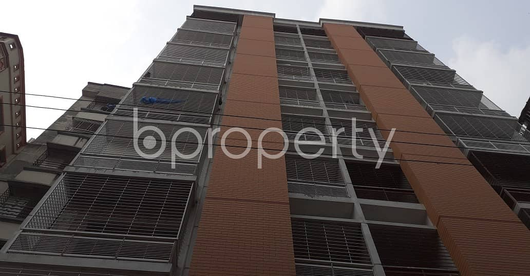 A Flat Can Be Found In Agargaon For Sale, Near Agargoan Taltola Government Primary School