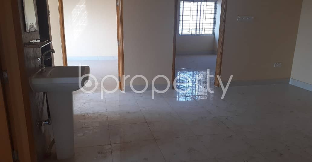 A Rightly Planned 3 Bedrooms Flat Is Found To Rent In West Madarbari Nearby West Madarbari City Corporation Girls High School