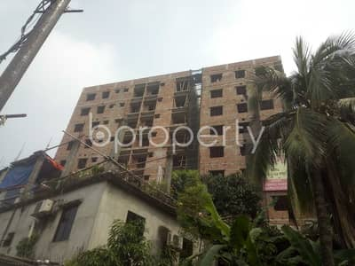 An Apartment Which Is Up For Sale At Naya Nagar Near To Jamuna Bank Limited
