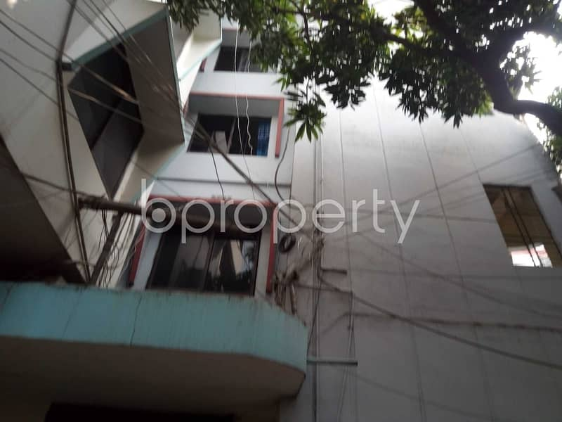 Nice Flat Can Be Found In Lalbagh For Rent, Near West End High School