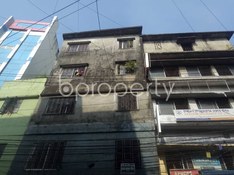 See This Commercial Space Up For Rent In Khatungonj Near Social Islami Bank Limited
