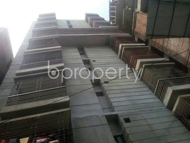 An Apartment Is Ready For Rent At West Rampura , Near Al-Furkan Jame Moshjid Madrasa O Atim khana.