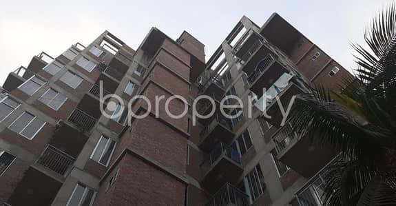 An Apartment Which Is Up For Sale At Paikpara Near To Bowshagari Central Masjid.