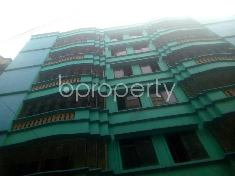 An Apartment Is Ready For Rent At Mohanagar Housing , Near Mohanagar Baitun Nur Jame Masjid.