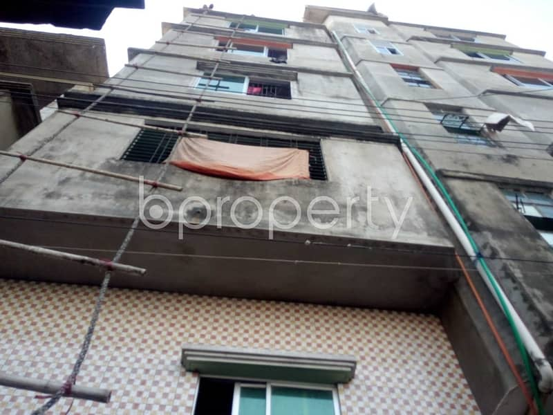 Well Standardize 500 Sq Ft Flat Is Prepared To Rent In Bandartila