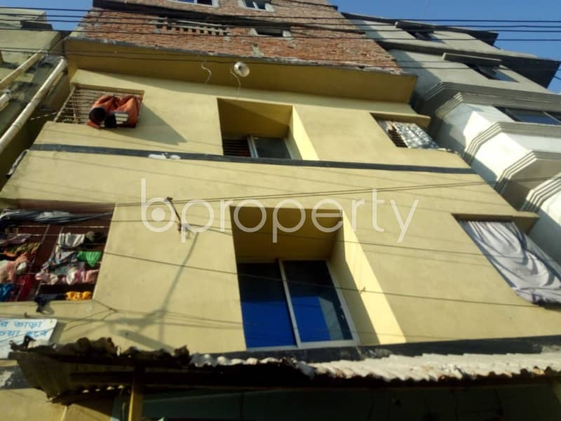 A Substantial Apartment Of 500 Sq Ft Is Vacant For Rent In Bandartila