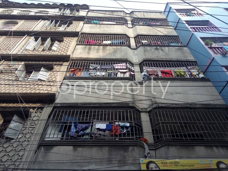 An Apartment Is Ready For Rent At Azimpur , Near Sheikh Shaheb Bazar Masjid