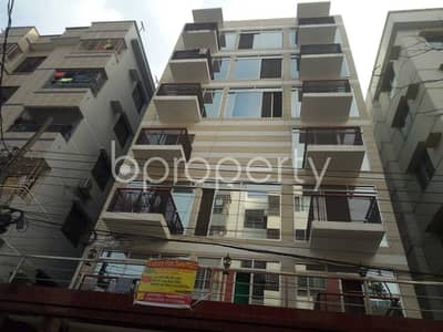 Spacious Apartment Is Ready For Sale At Bashundhara Nearby Baitul Jannat Jame Masjid