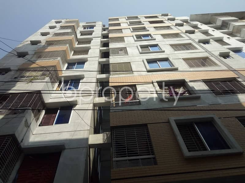 An Apartment Which Is Up For Sale At Shukrabad Near To Sukrabad Jame Masjid.
