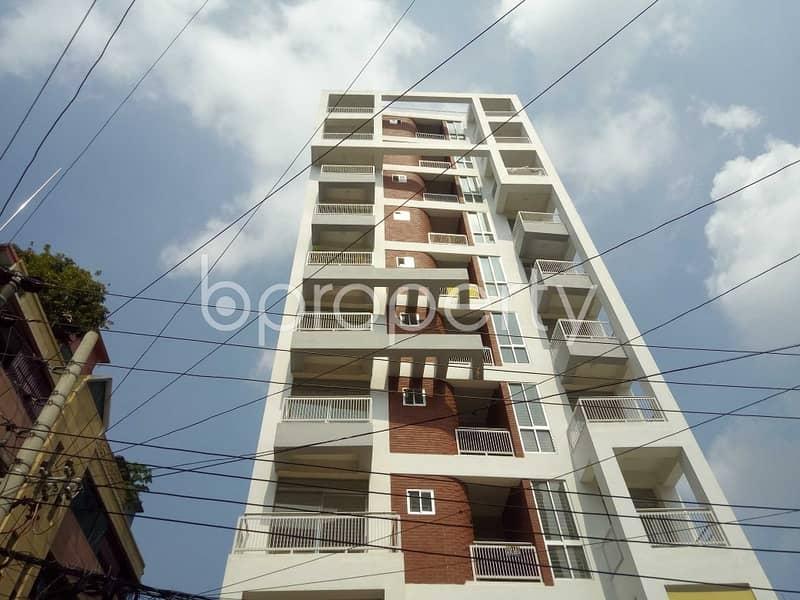 Apartment For Sale In Badda Nearby Nurer Chala Bazar Masjid