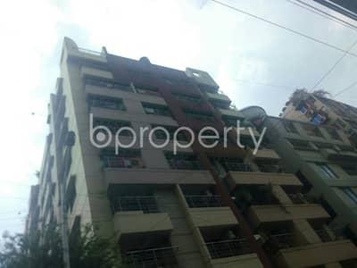4 Bedroom Flat for Rent in 15 No. Bagmoniram Ward, Chattogram - Close To Bagmoniram Jame Masjid At Mehidibag, Flat For Rent