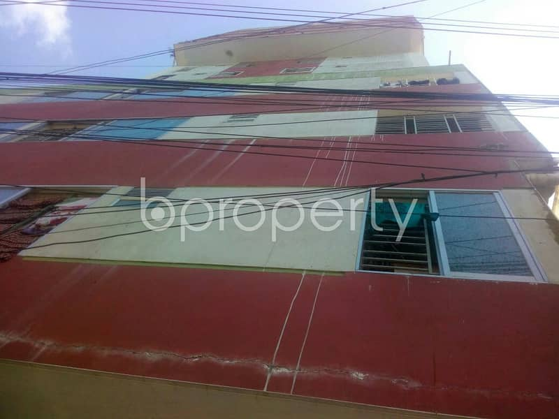 An Office Space Is Vacant For Sale In Bahaddarhat Near To Baitus Saraf Jame Masjid.