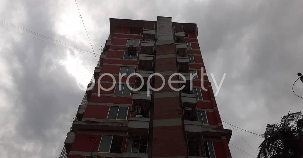 A Commercial Space Is Available For Sale Which Is Located In Eastern Pallabi Nearby Popular Hospital