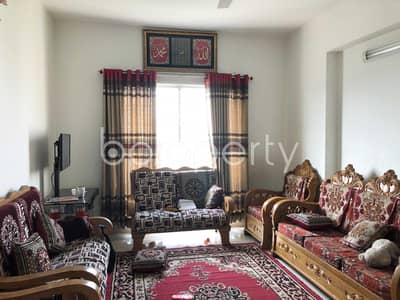 3 Bedroom Flat for Sale in Dakshin Khan, Dhaka - 1672 SQ FT Pleasantly Designed Apartment For Sale In Dakshin Khan, Near Baitun Najat Jame Mosjid